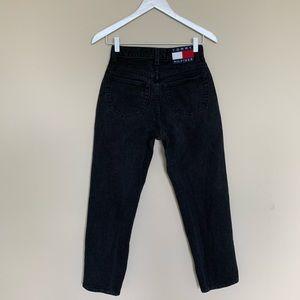 Vintage   Tommy Hilfiger High-rise Jeans